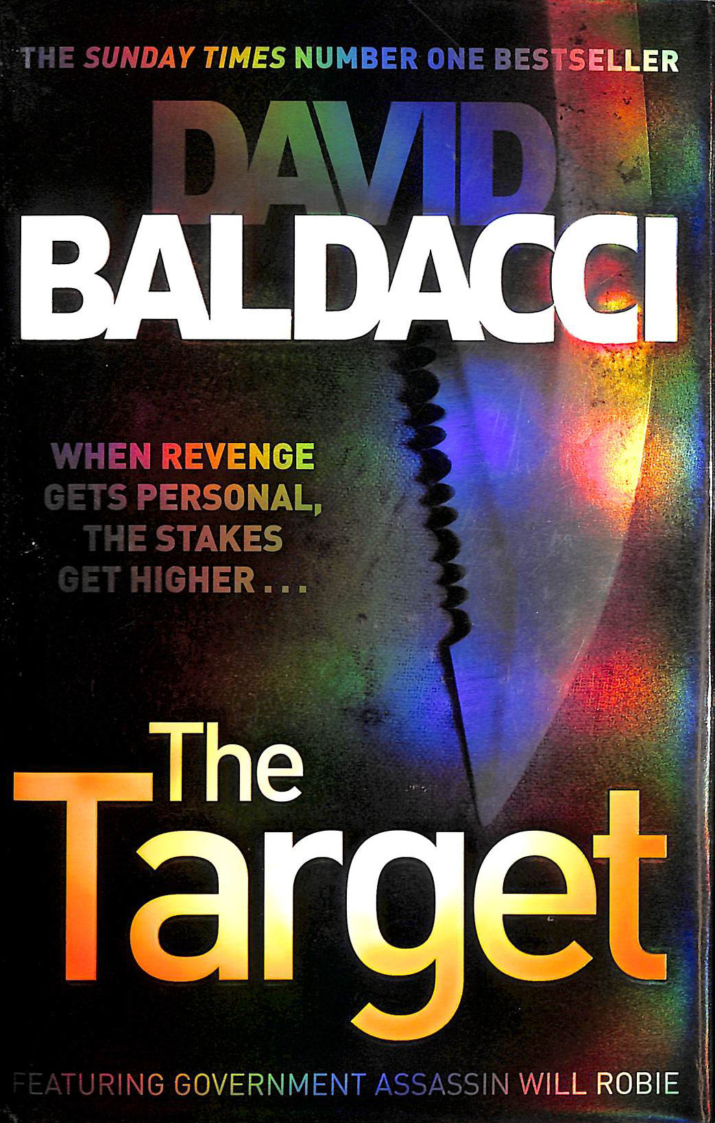 Image for The Target (Will Robie 3)
