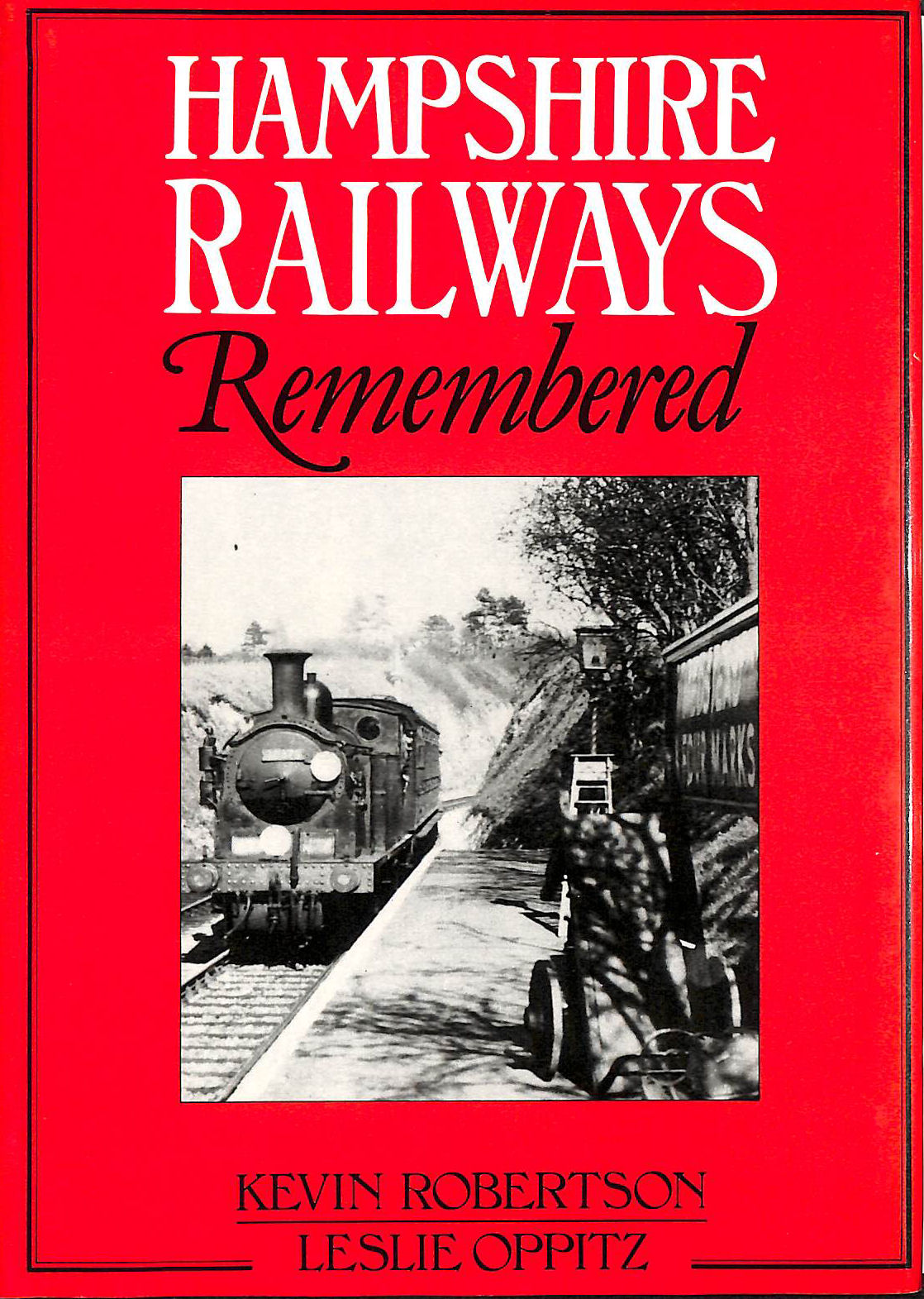 Image for Hampshire Railways Remembered.