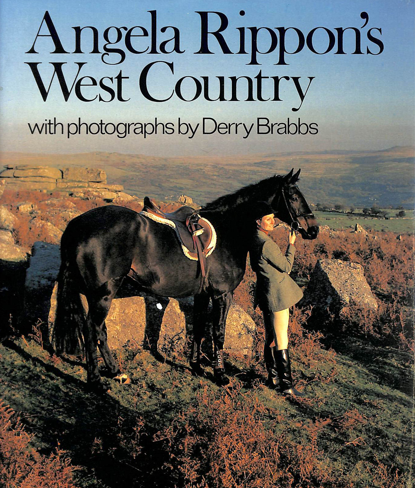 Image for Angela Rippon's West Country