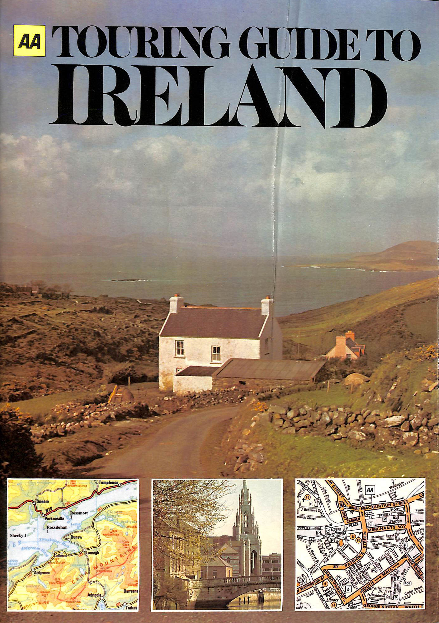 Image for Aa Touring Guide To Ireland