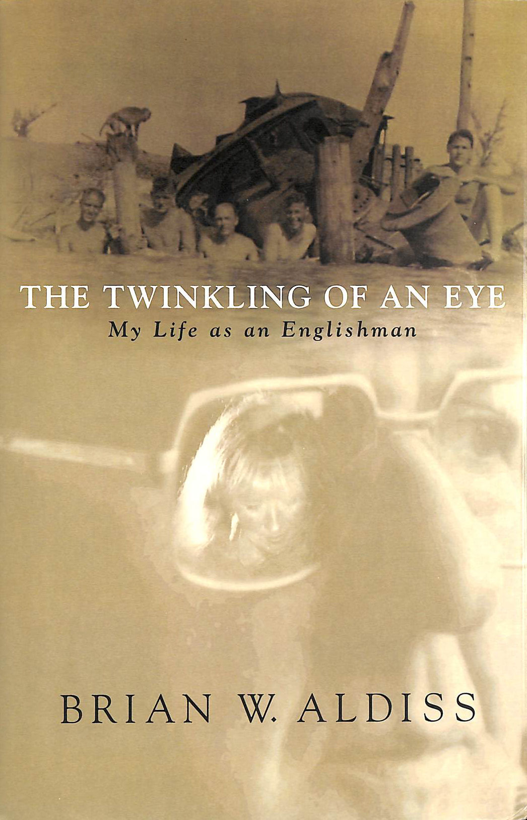 Image for The Twinkling Of An Eye: My Life As An Englishman