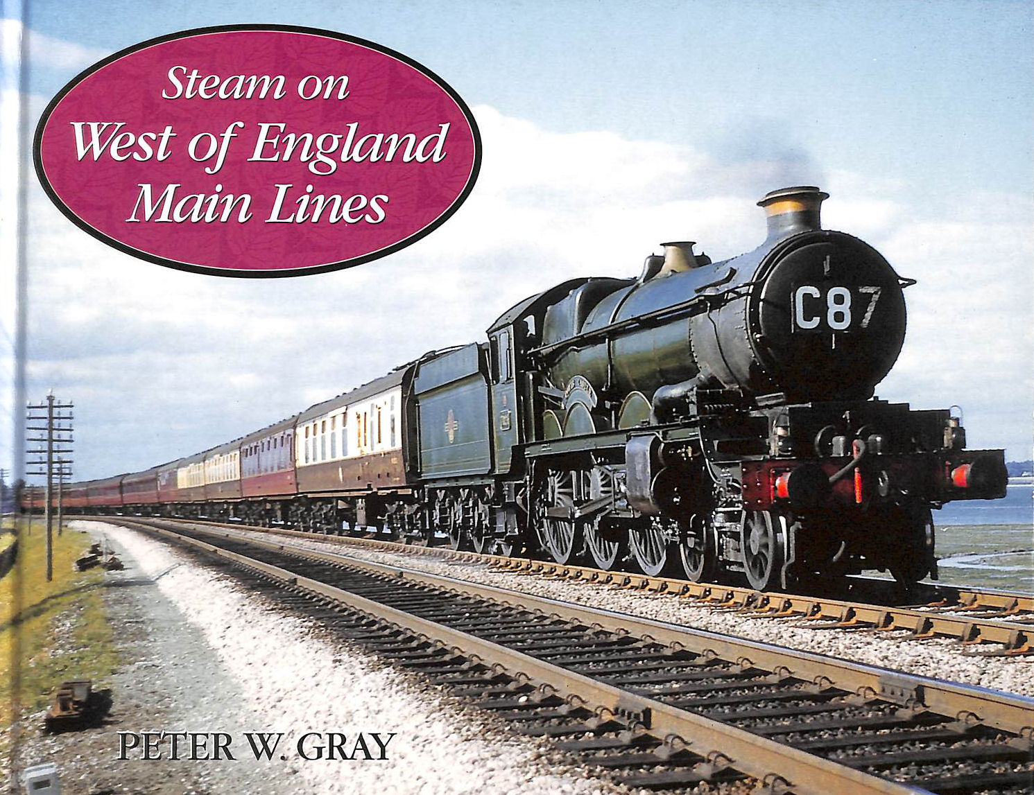 Image for Steam On The West Of England Main Lines