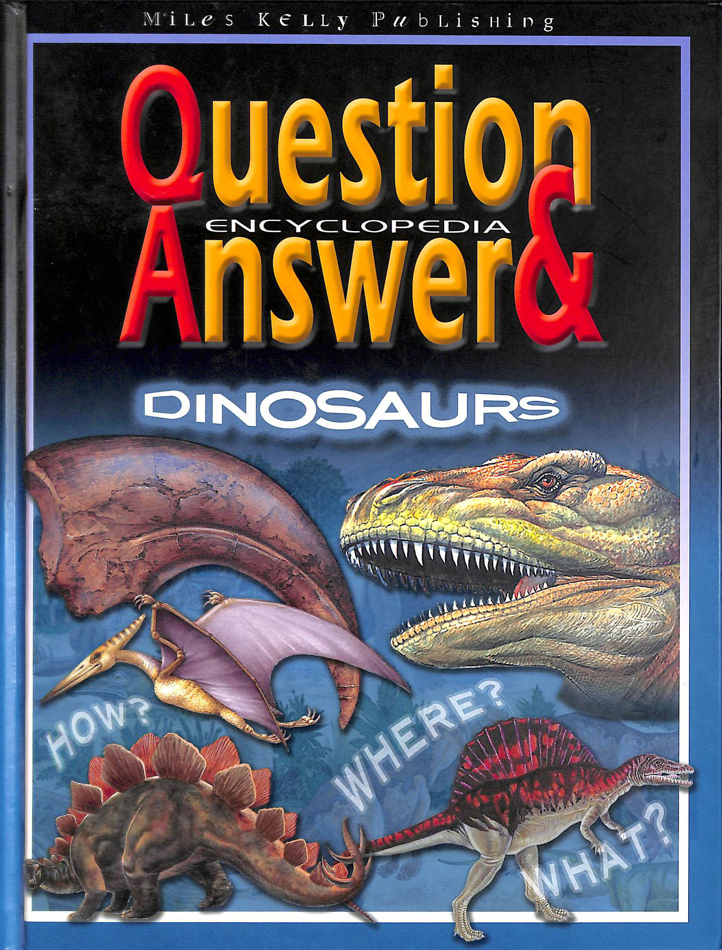 Image for Dinosaurs (Question & Answer Encyclopedia)