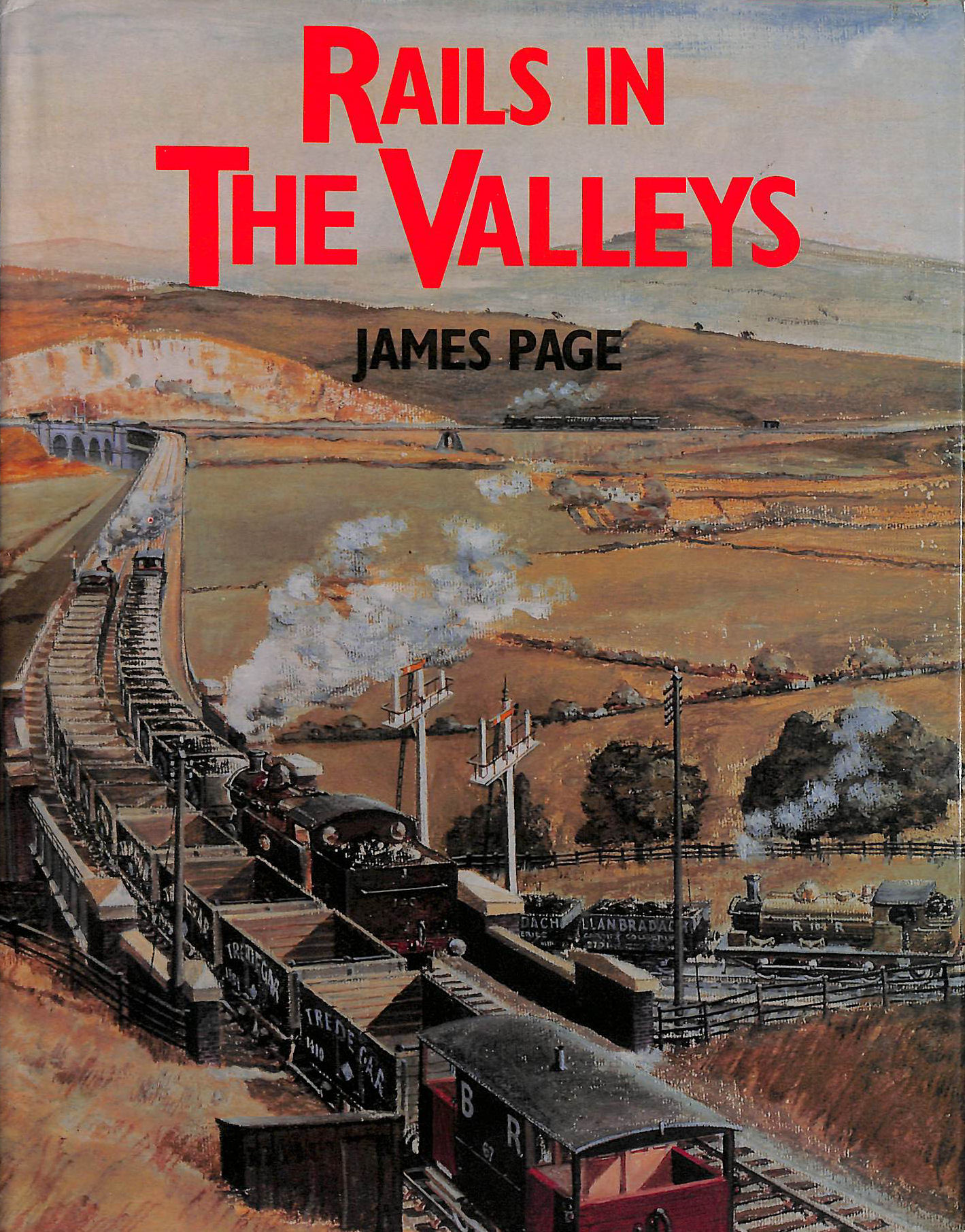Image for Rails In The Valleys