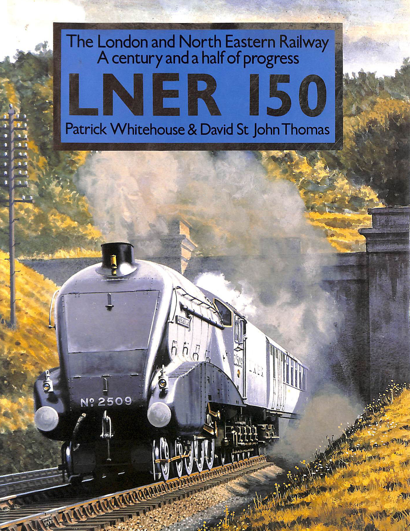 Image for London And North Eastern Railway 150