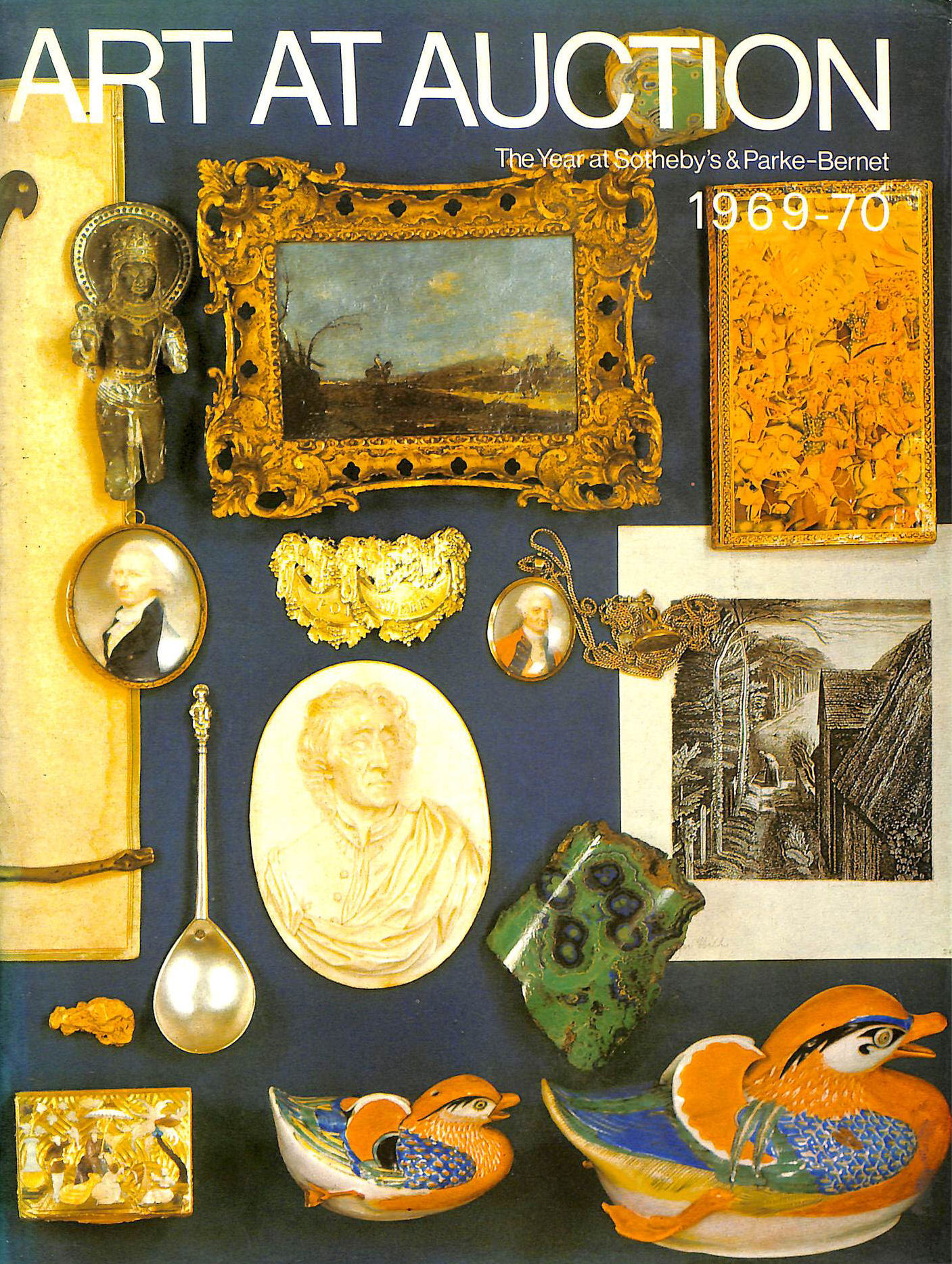 Image for Art At Auction 1969-70