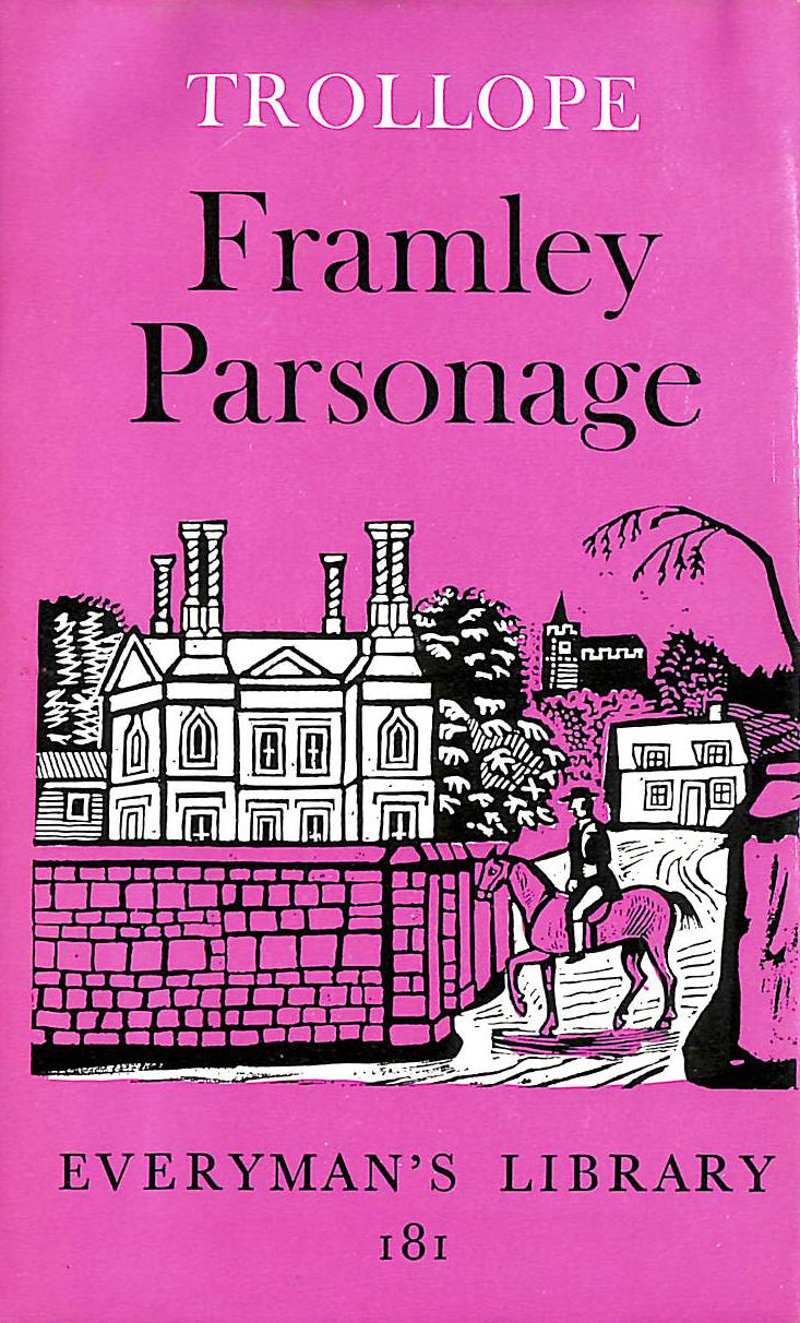 Image for Framley Parsonage (Everyman's Library)