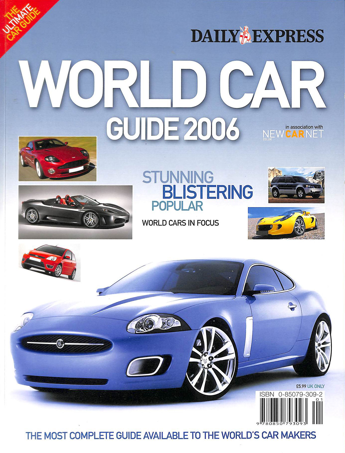 Image for World Car Guide 2006 2006