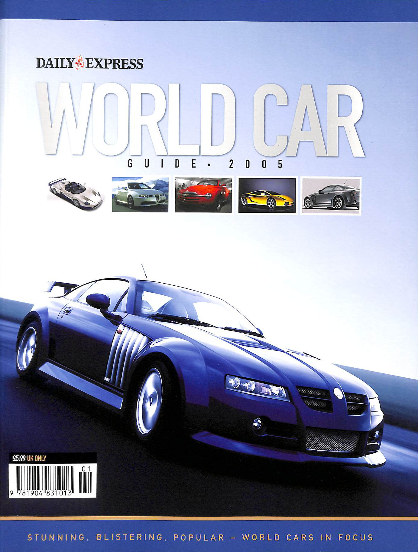 Image for Daily Express World Car Guide (Annuals)
