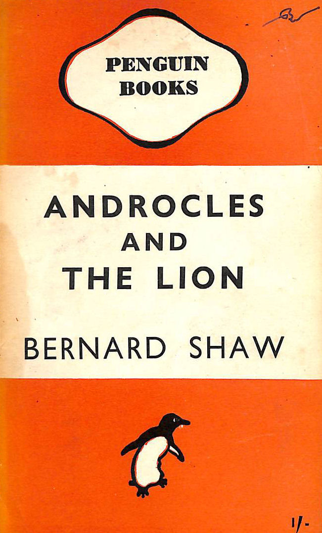 Image for Androcles And The Lion