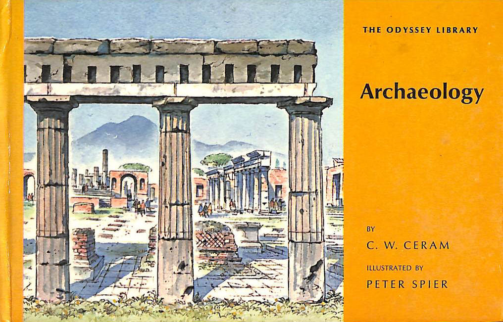 Image for Archaeology (Odyssey Library)
