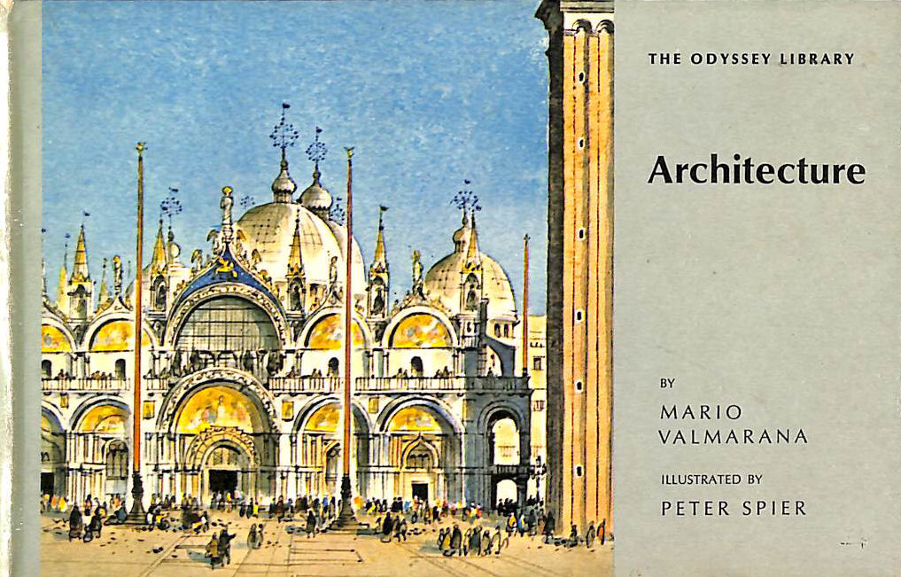 Image for The Odyssey Library 8 : Architecture
