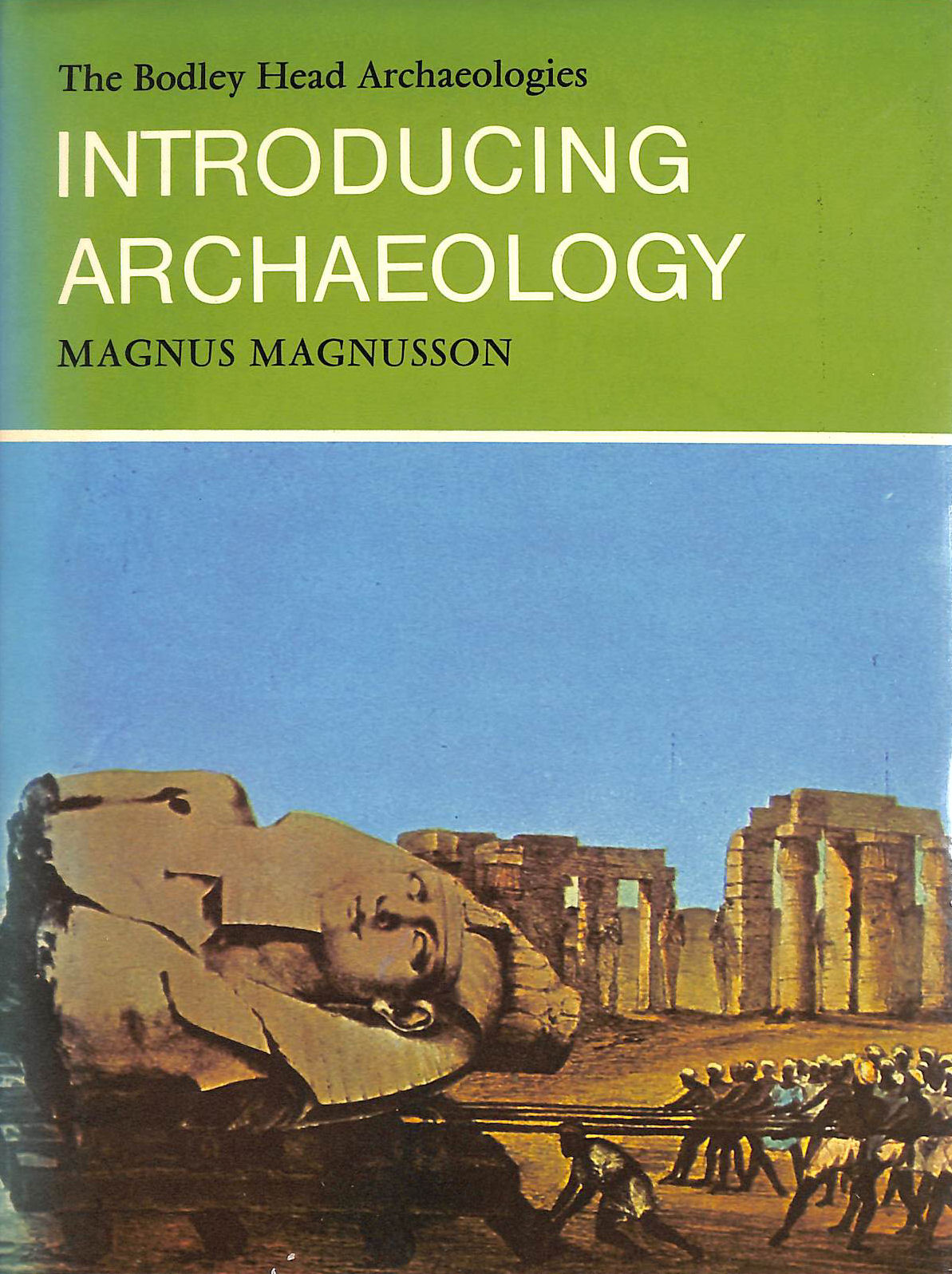 Image for Introducing Archaeology (Bodley Head Archaeology)