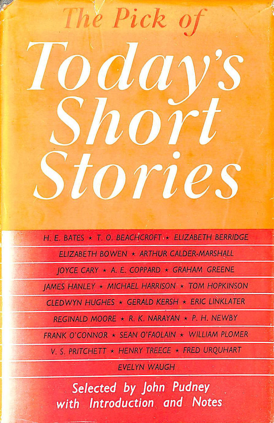 Image for The Pick Of Today's Short Stories
