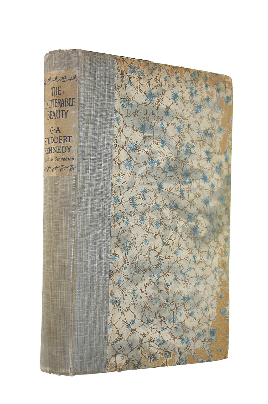 Image for The Unutterable Beauty: The Collected Poetry Of G A Studdert Kennedy
