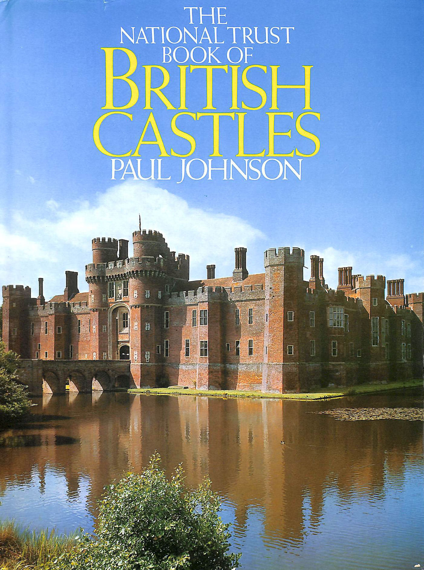 Image for The National Trust Book Of British Castles