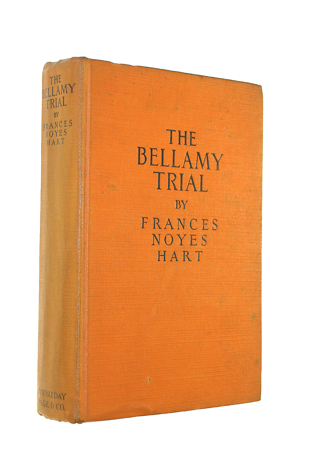 Image for The Bellamy Trial