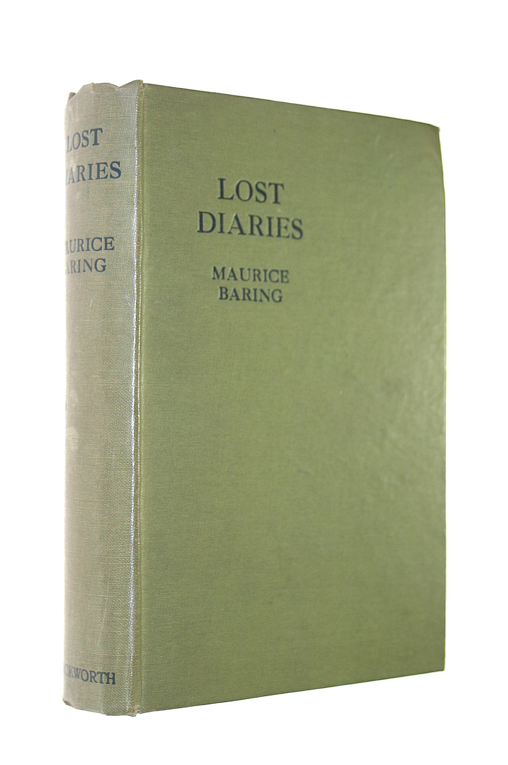 Image for Lost Diaries
