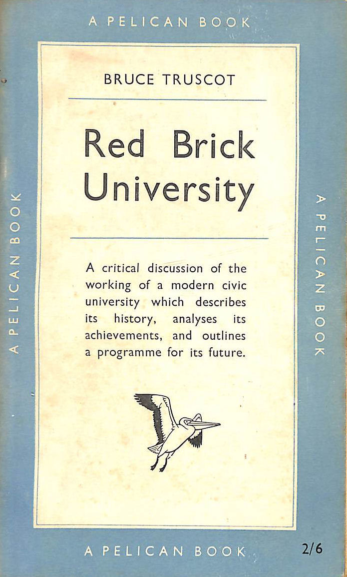 Image for Red Brick University (Pelican Books Series)