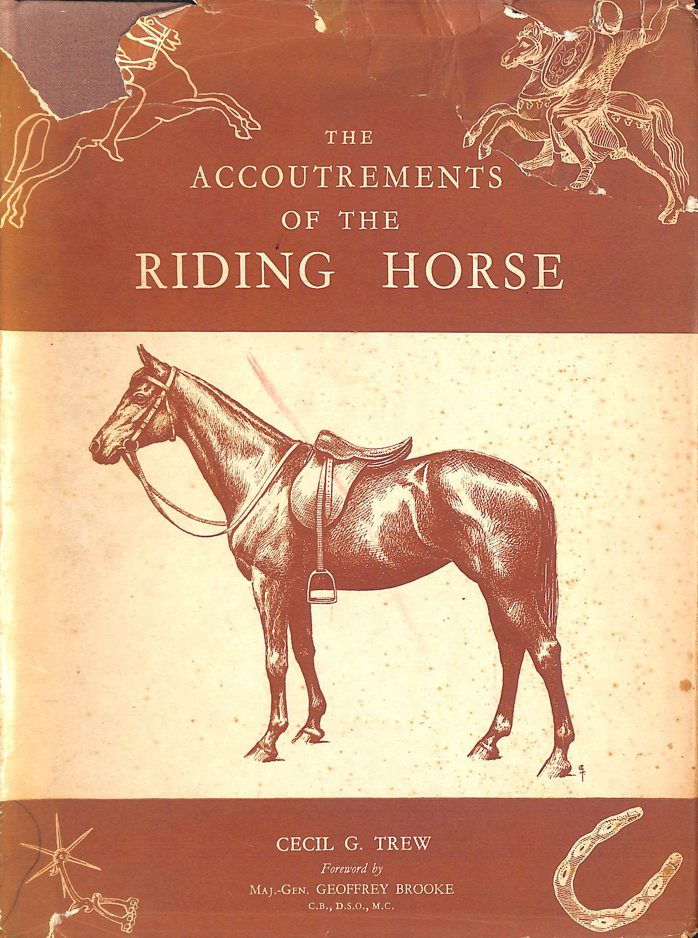 Image for The Accoutrements Of The Riding Horse
