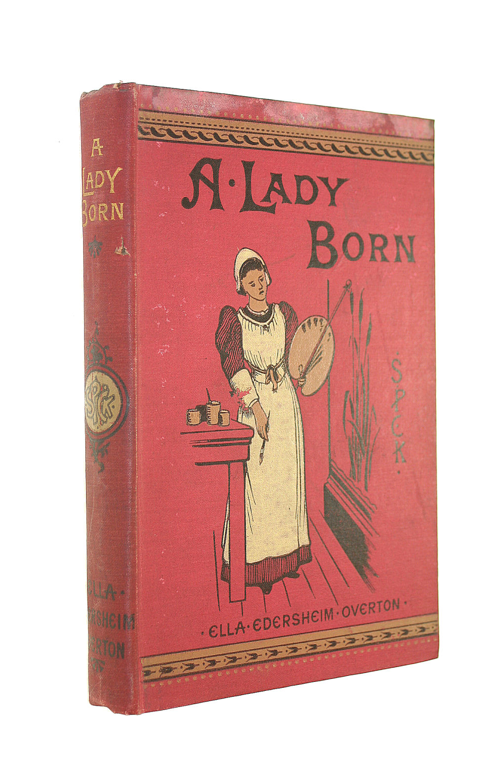 Image for A Lady Born