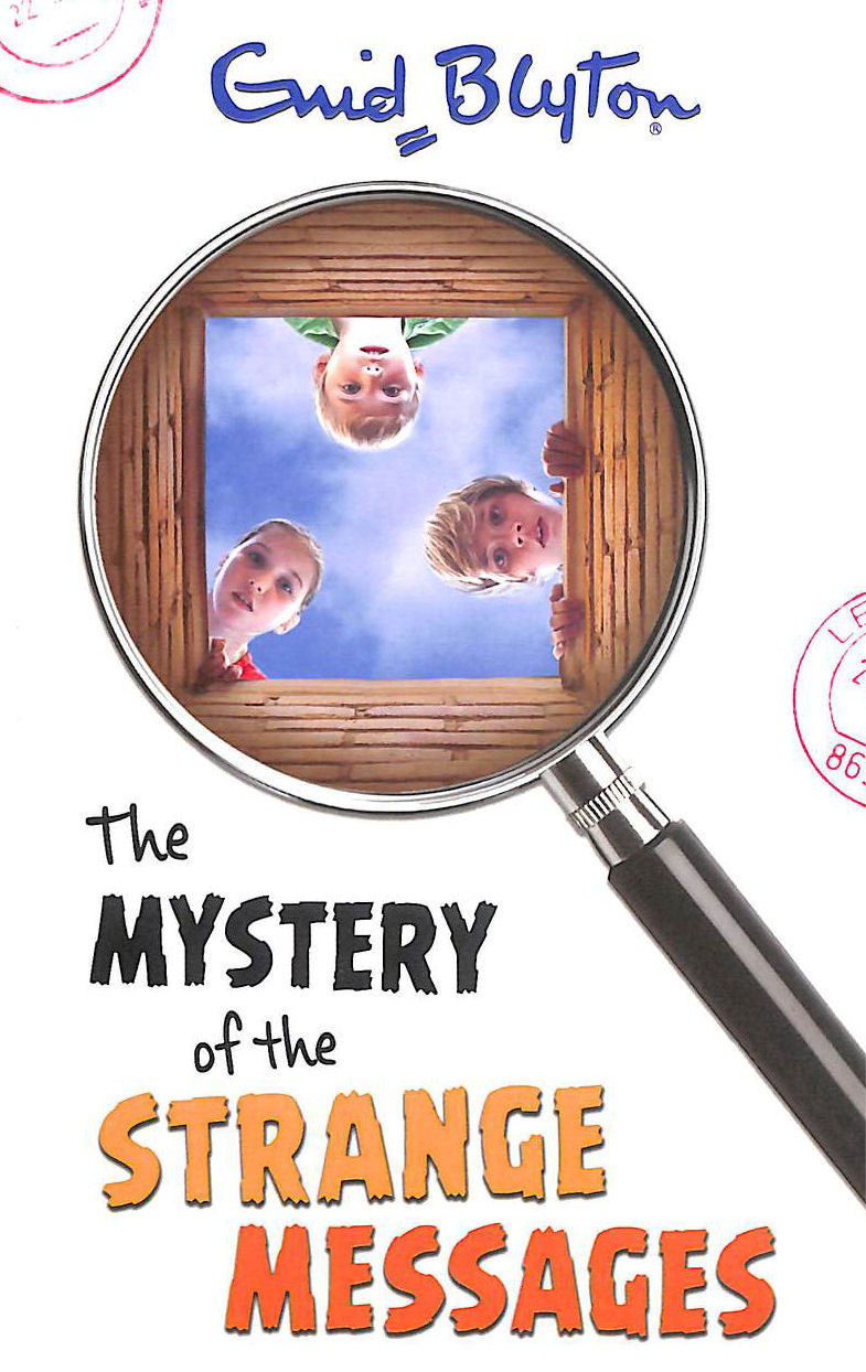 Image for The Mystery Of The Strange Messages (The Mystery Series)