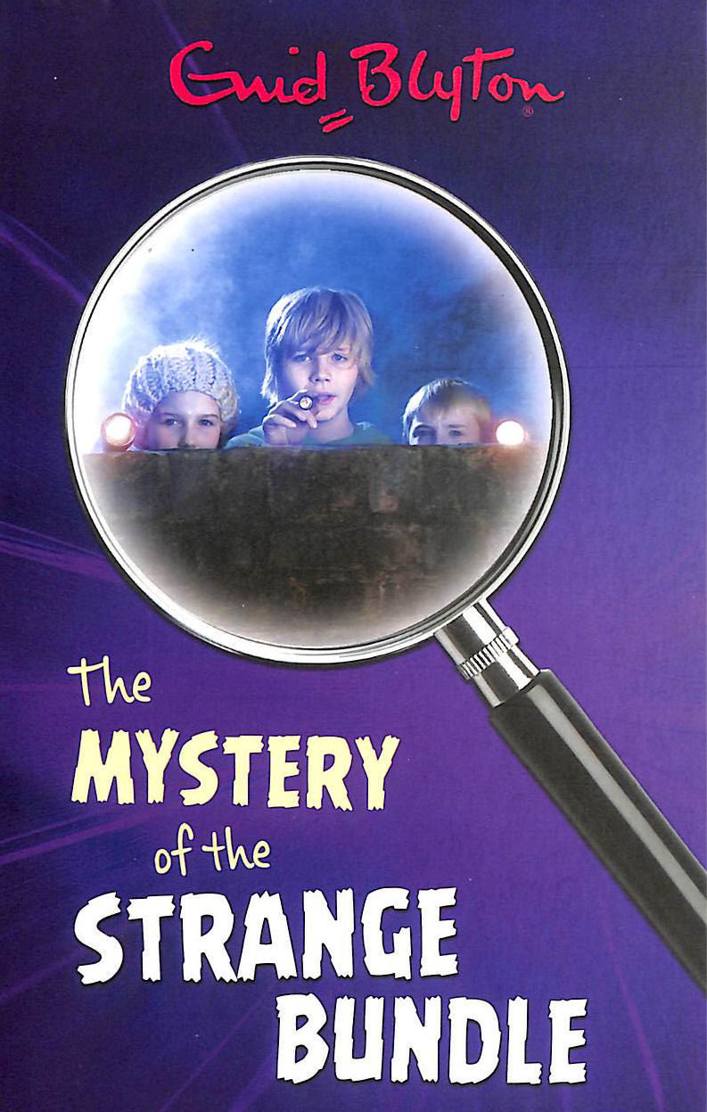 Image for The Mystery Of The Strange Bundle (The Mystery Series)