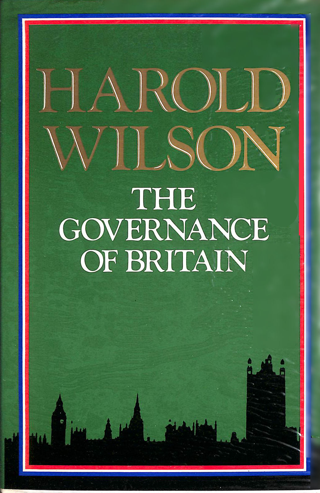 Image for The Governance Of Britain