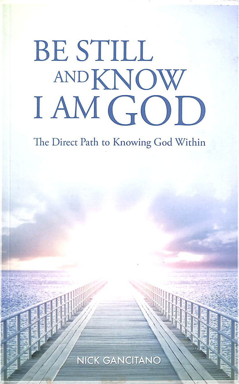 Image for Be Still & Know I Am God