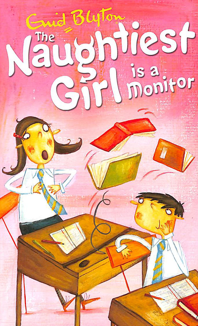 Image for The Naughtiest Girl: Naughtiest Girl Is A Monitor: Book 3