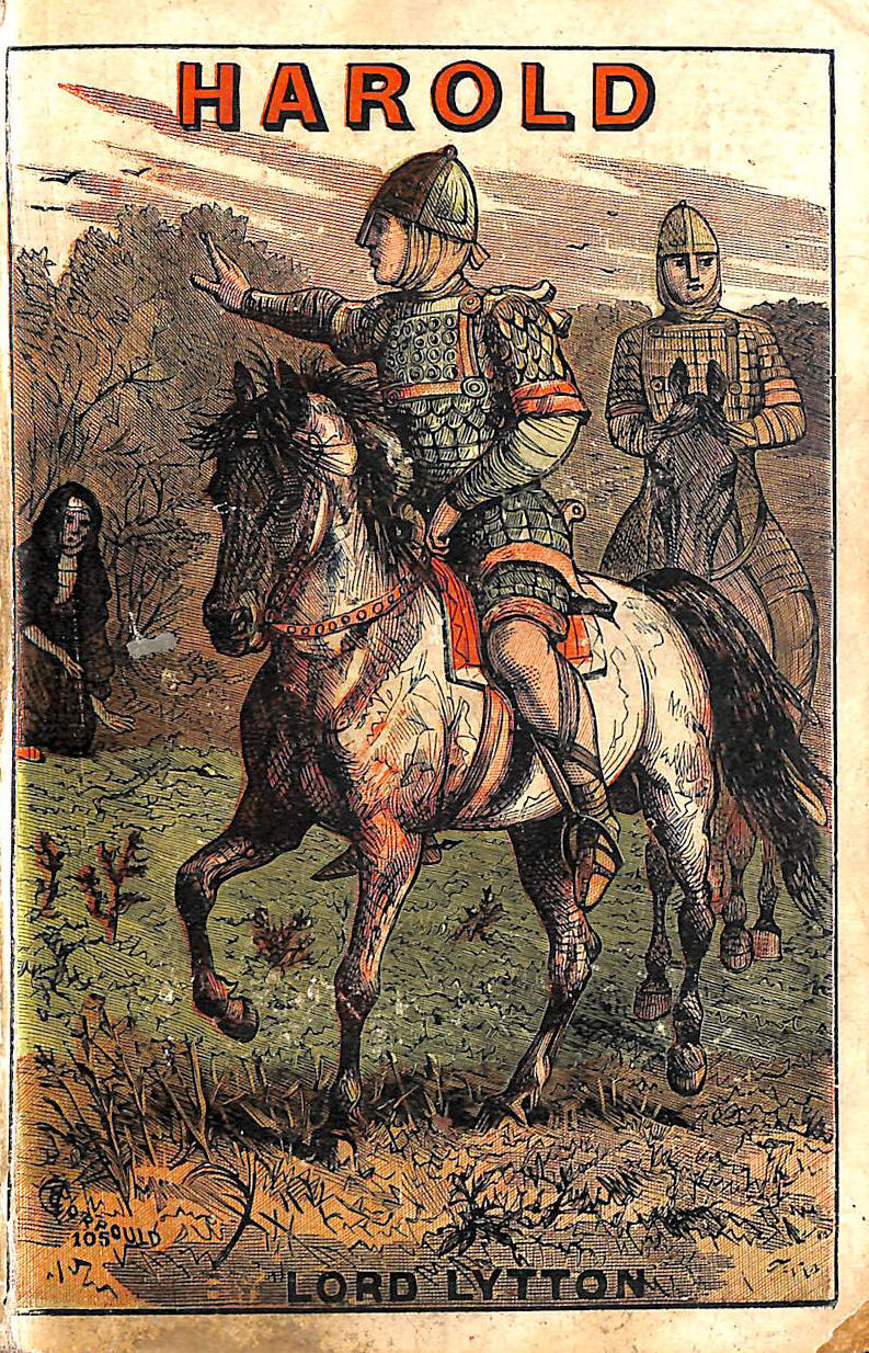 Image for Harold, The Last Of The Saxon Kings.