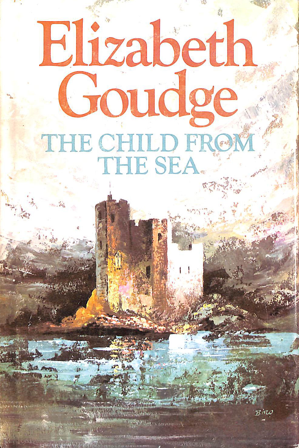 Image for The Elizabeth Goudge The Child From The Sea