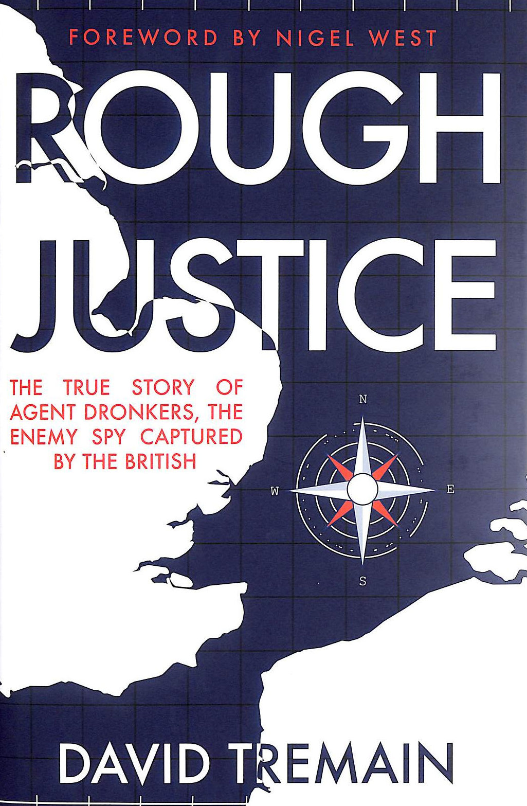 Image for Rough Justice: The True Story Of Agent Dronkers, The Enemy Spy Captured By The British