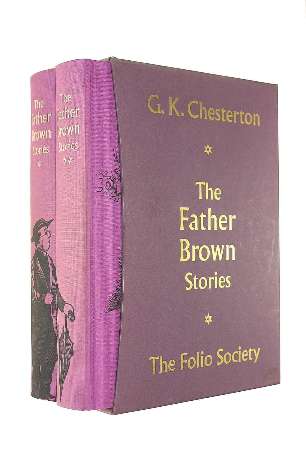 Image for The Father Brown Stories