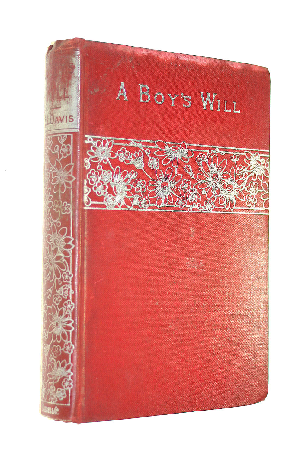 Image for A Boy's Will