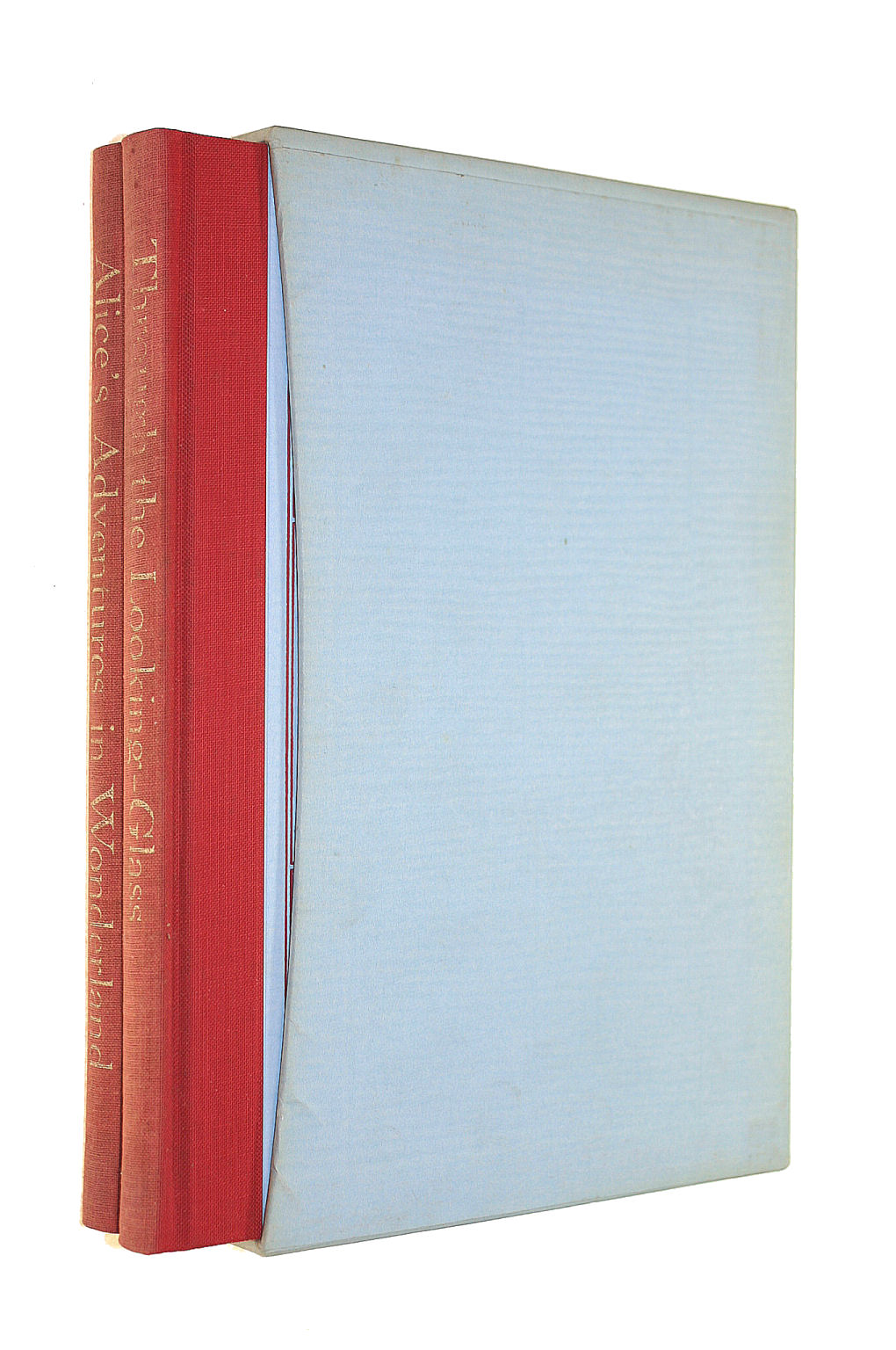 Image for Through The Looking-Glass & Alice'S Adventures In Wonderland 2 Vols. In Slipcase