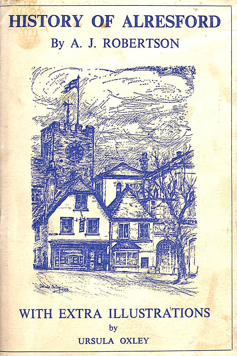 Image for History Of Alresford