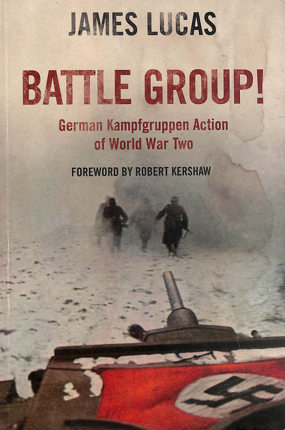 Image for Battle Group: German Kamfgruppen Action In World War Two