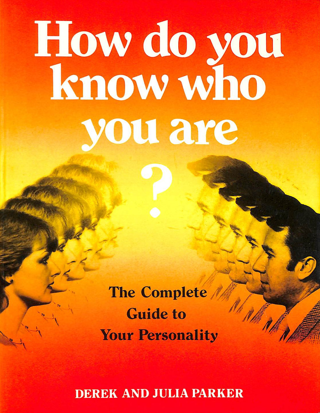 Image for How Do You Know Who You Are?