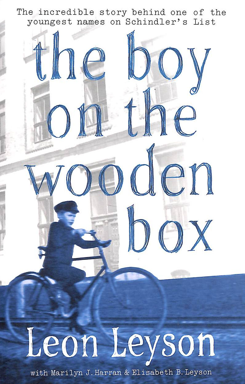 Image for The Boy On The Wooden Box: How The Impossible Became Possible . . . On Schindler's List