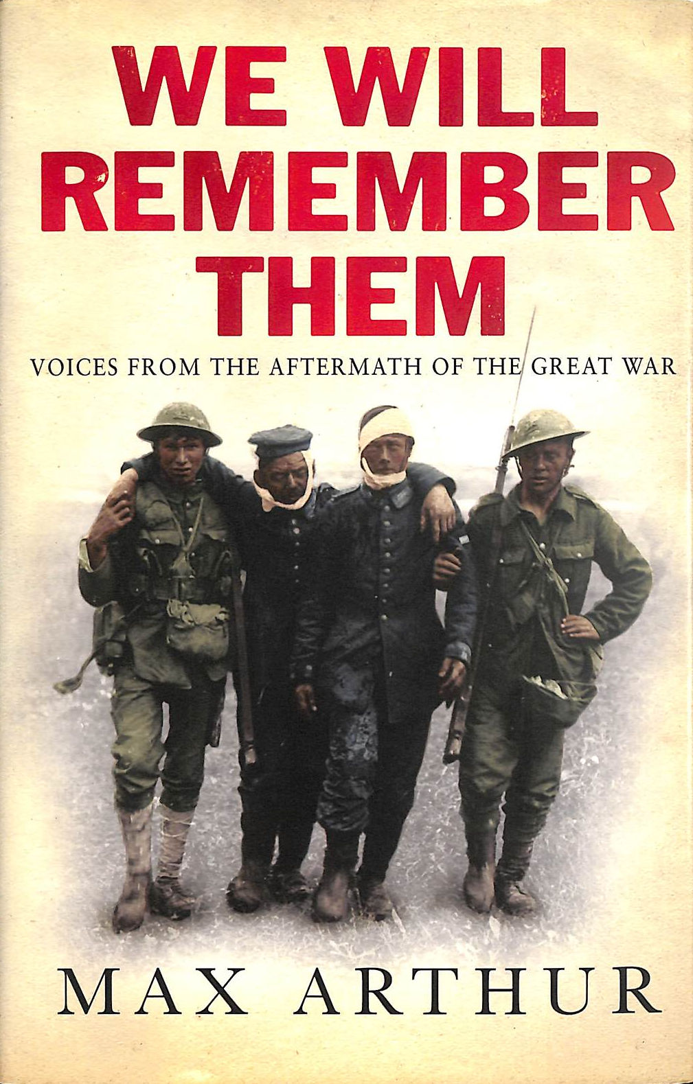 Image for We Will Remember Them - Voices From The Aftermath