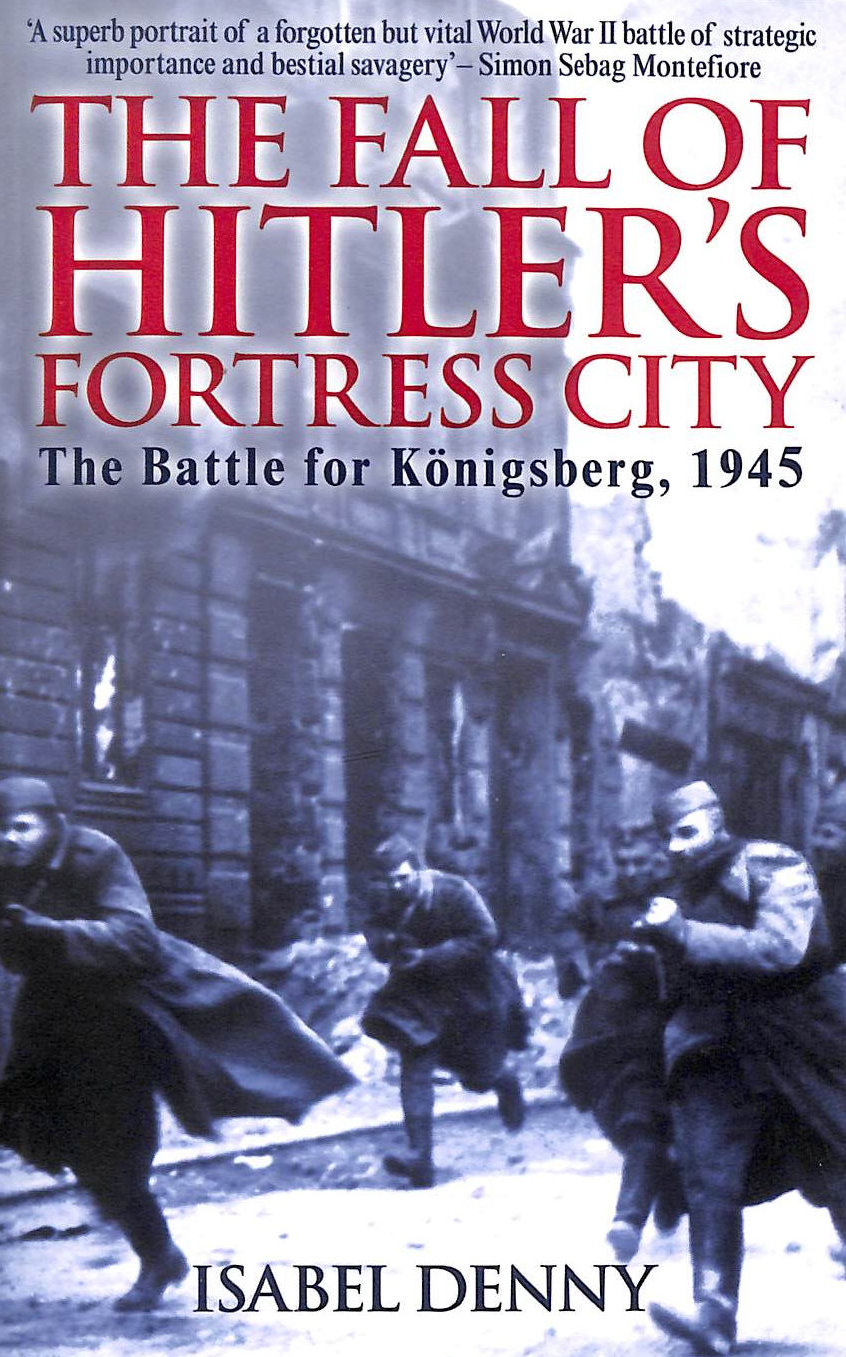 Image for Fall Of Hitler's Fortress City