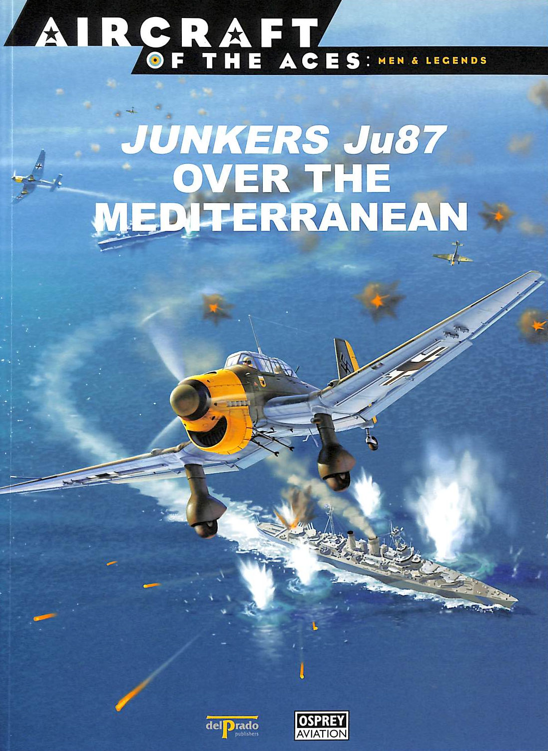 Image for Junkers Ju87 Over The Mediterranean