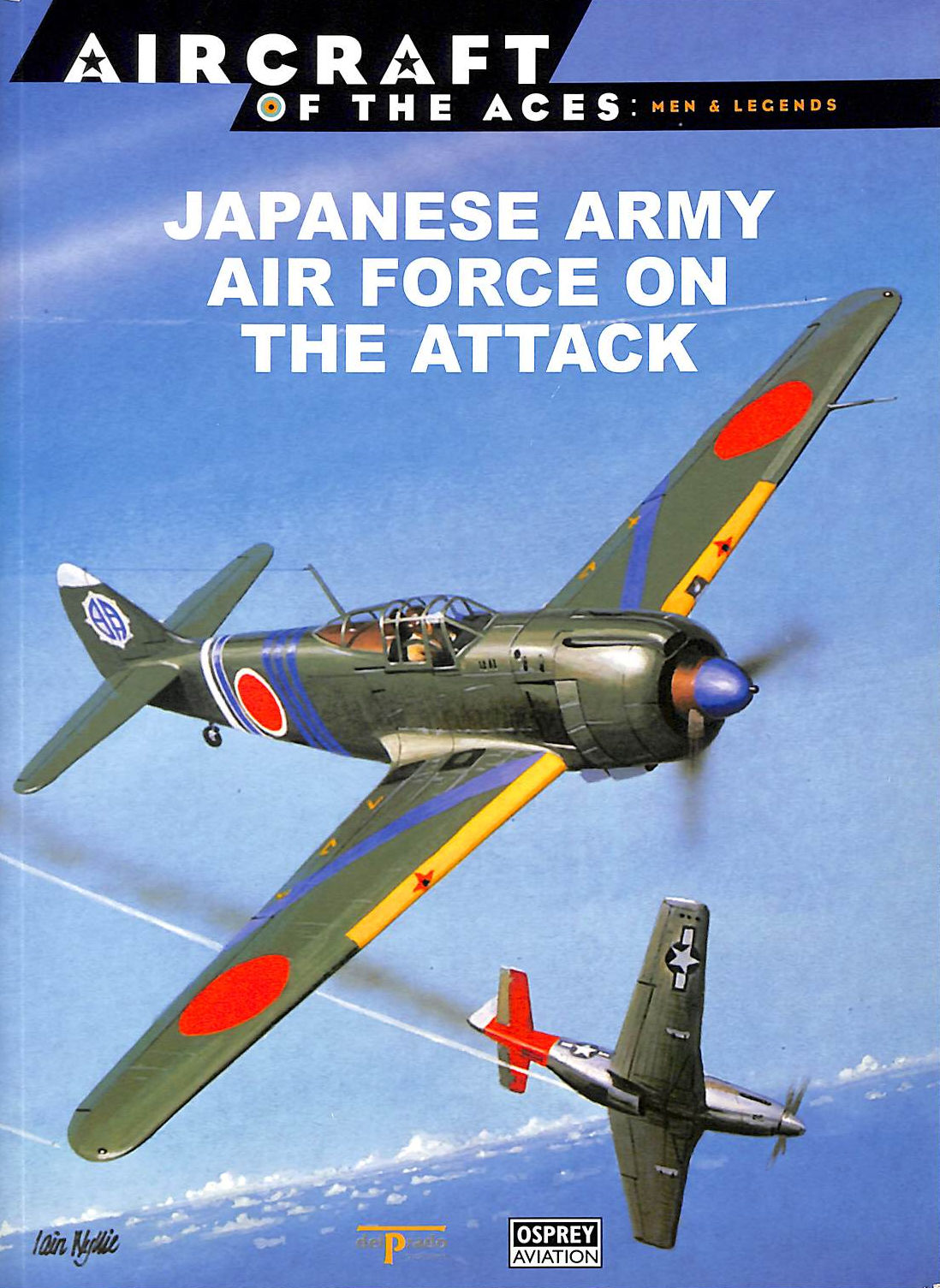 Image for Japanese Army Aircraft Force On The Attack.