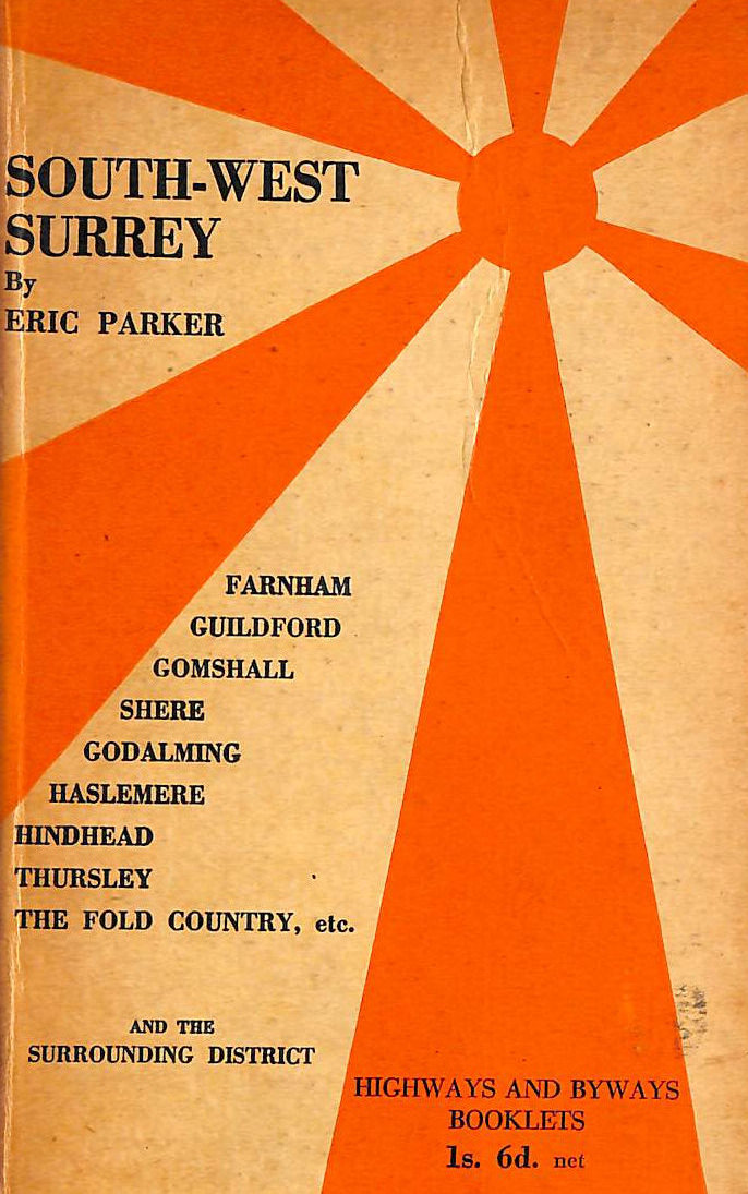 Image for South-West Surrey.