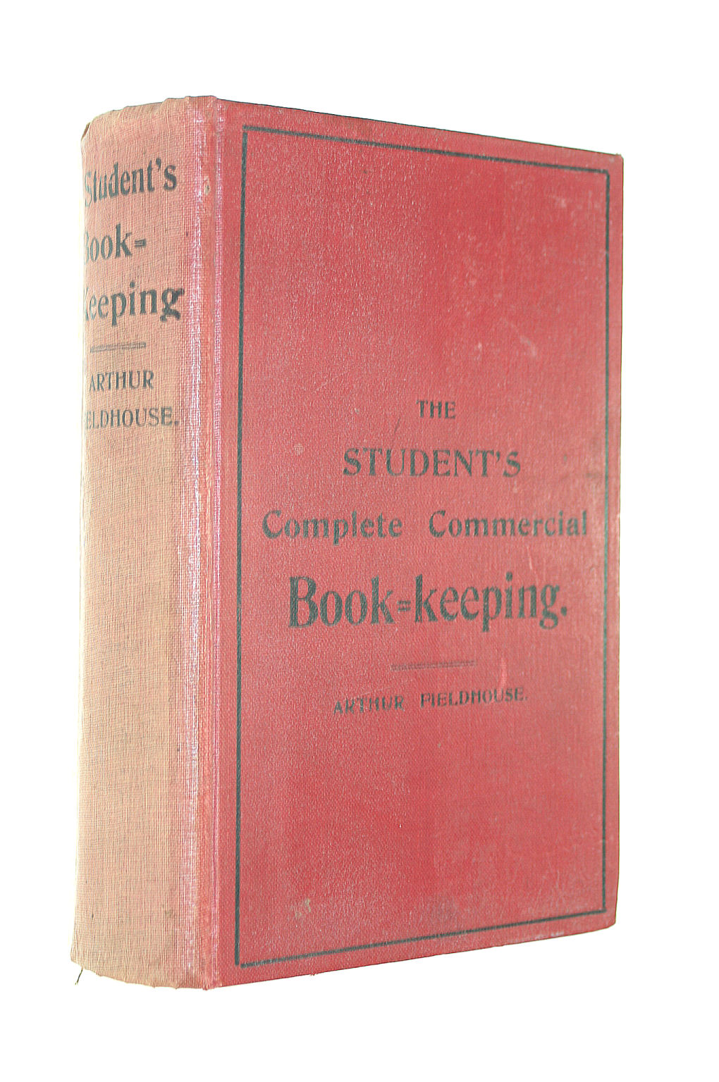 Image for The Student's Complete Commercial Book-Keeping