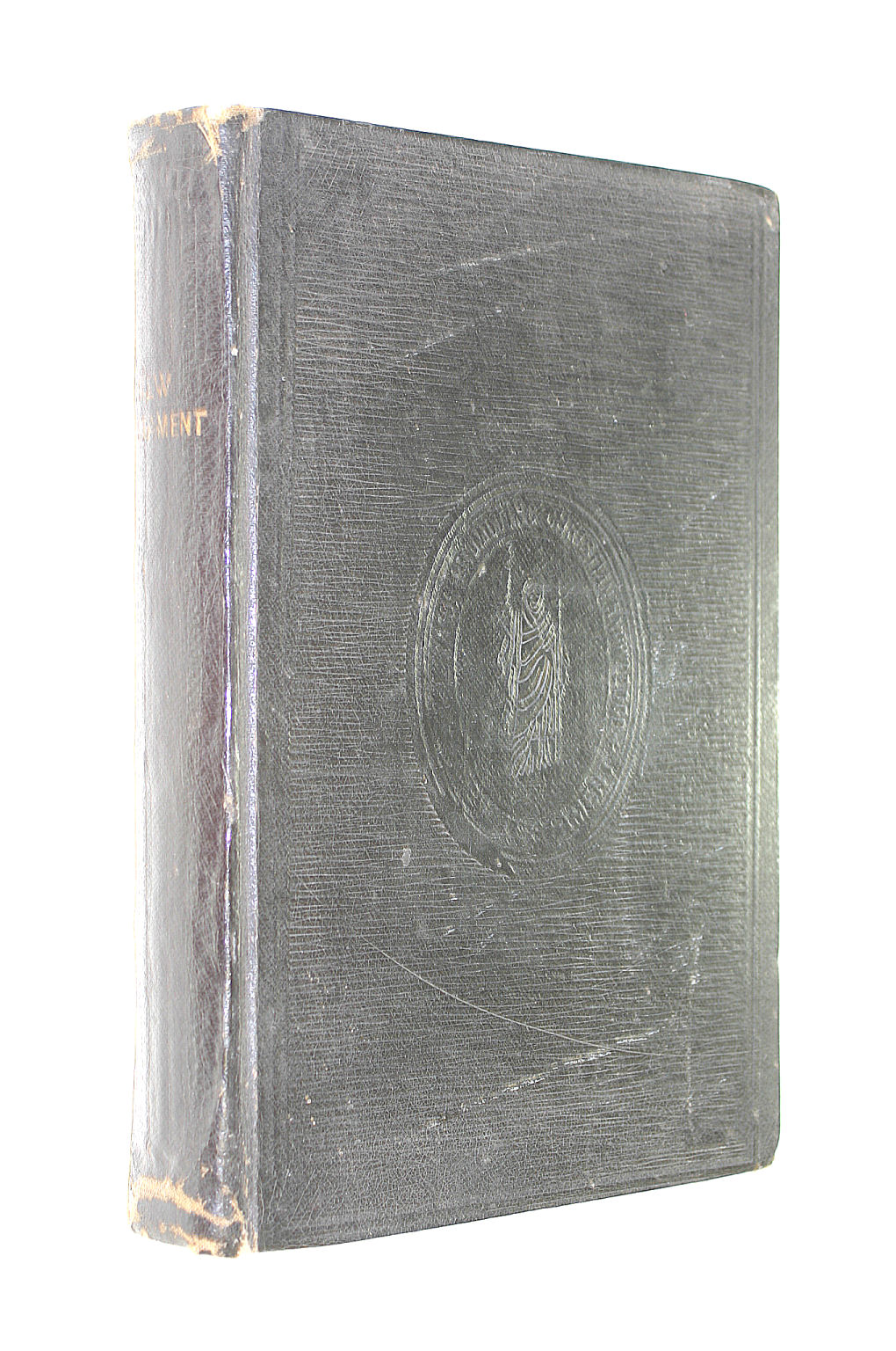 Image for New Testament Of Our Lord And Saviour Jesus Christ: Translated Out Of The Original Greek; And With The Former Translation Diligently Compared And Revised.