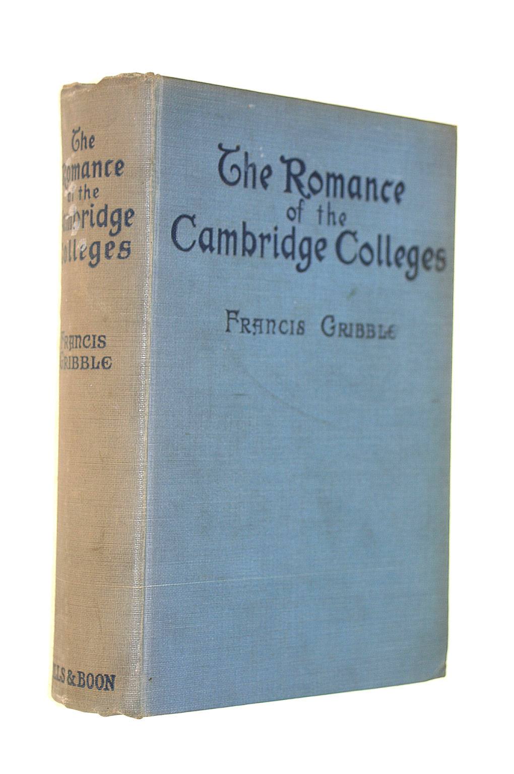 Image for The Romance Of The Cambridge Colleges.