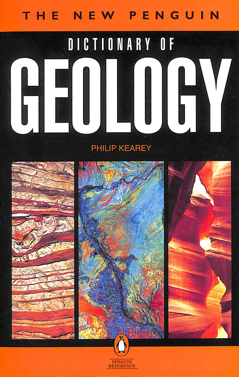 Image for The New Penguin Dictionary Of Geology (Penguin Reference Books S.)