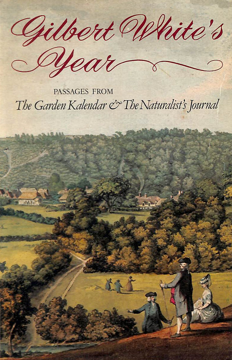 Image for Gilbert White's Year: Passages From The Garden Kalendar And The Naturalist's Journal (Oxford Paperbacks)